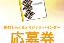 ■重要■mini色紙「福岡ソフトバンクホークス~2018~」バインダー応募券について<3/15UP>